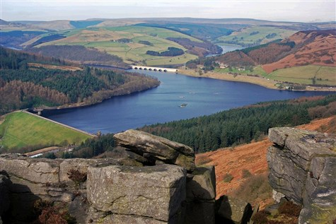 High Peak, Ladybower & Lunch @ The Hanging Gate